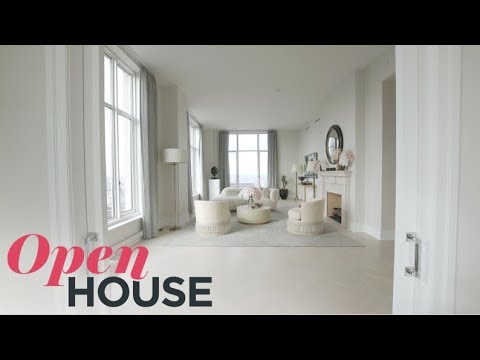 A Palatial Penthouse in Tribeca   Open House TV