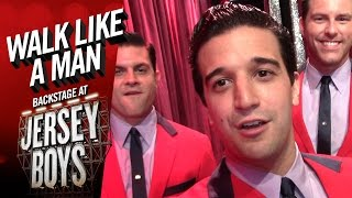 Episode 4: Walk Like a Man: Backstage at JERSEY BOYS with Mark Ballas