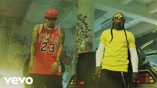 Chris Brown - Look At Me Now (Clean Version) ft. Lil Wayne, Busta Rhymes
