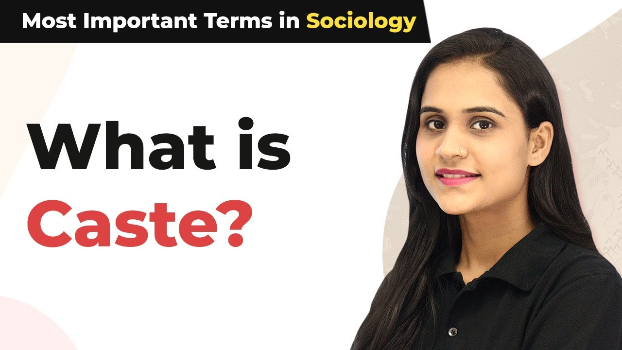 Download What Is Caste? | Caste System in India - Most Important Terms in Sociology