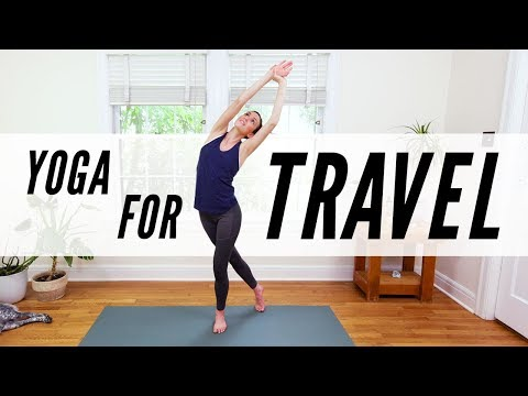 Yoga For Travel|Yoga With Adriene