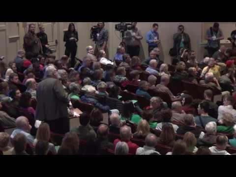 US Senator Joni Ernst: Town Hall Meeting