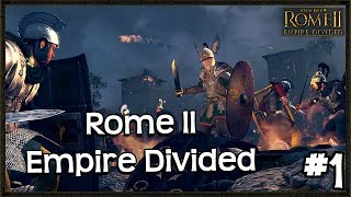 Video New Empire Divided Campaign DLC Gameplay - Total War: Rome 2 - Gothi #1 download MP3, 3GP, MP4, WEBM, AVI, FLV November 2017