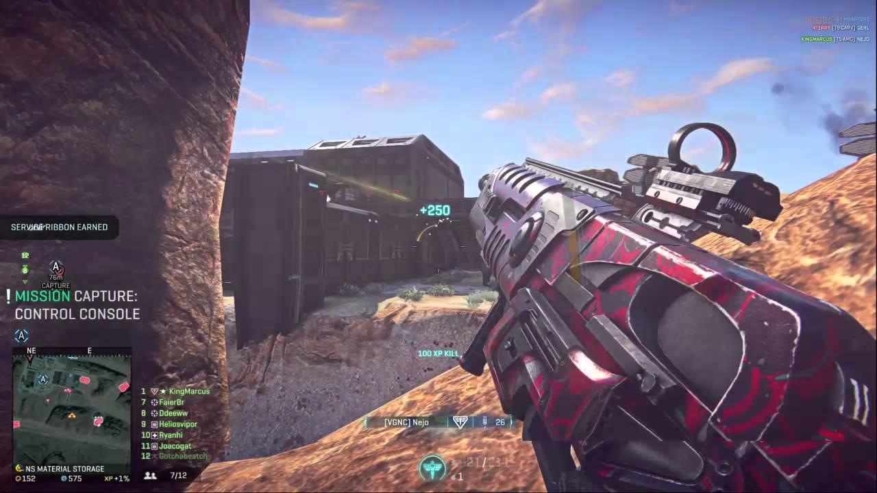 planetside 2 ps4 gameplay youtube