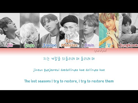 BTS – Dead Leaves (고엽) (Color Coded Han|Rom|Eng Lyrics) | by Yankat