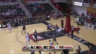Highlights of Eastern Men's Basketball game against Montana State (Jan. 5).
