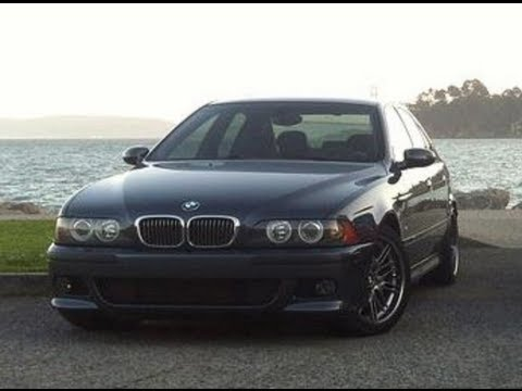 2001 BMW E39 M5 Road Test and Review - YouTube