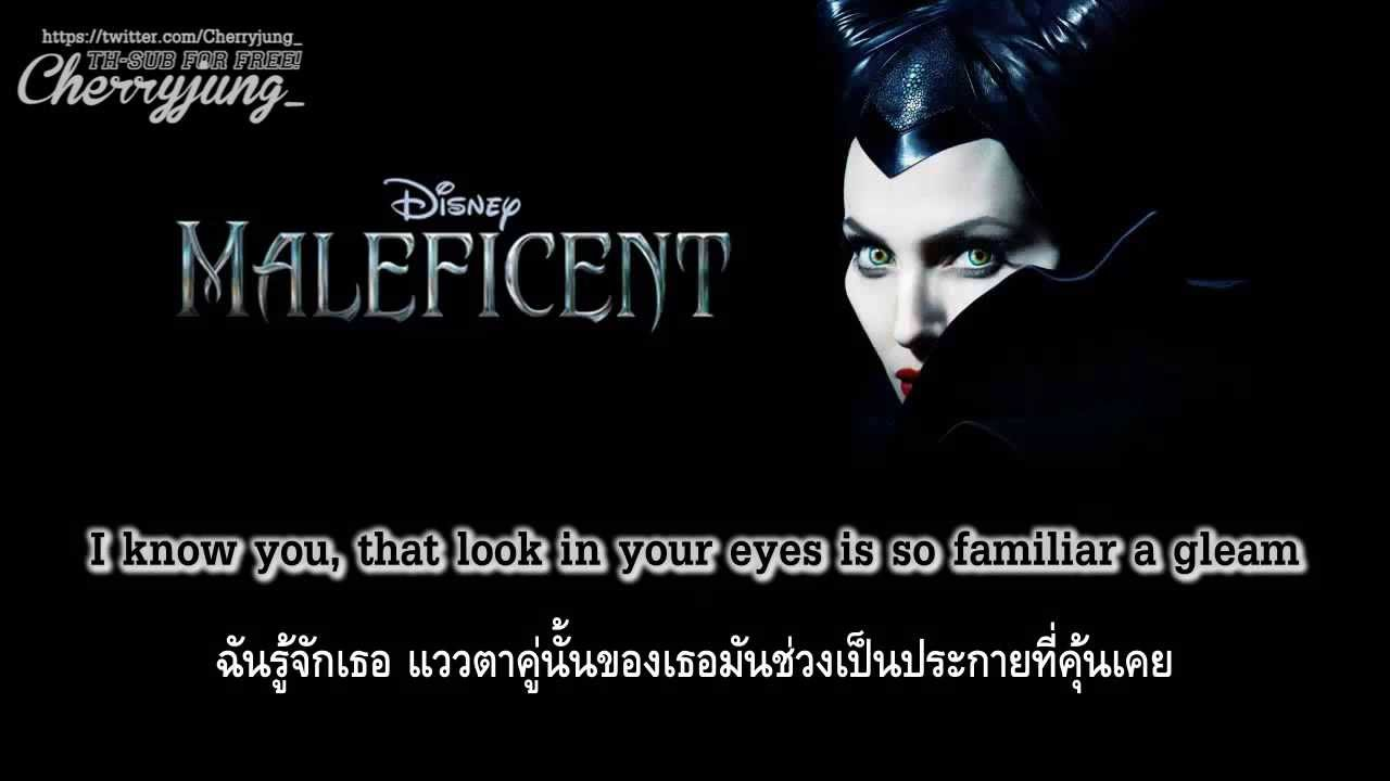 [Eng-Thaisub] Once upon a dream - Lana Del Rey (Maleficent ost.)