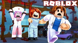 PACIENTE MALUCA (Roblox- The Patient)