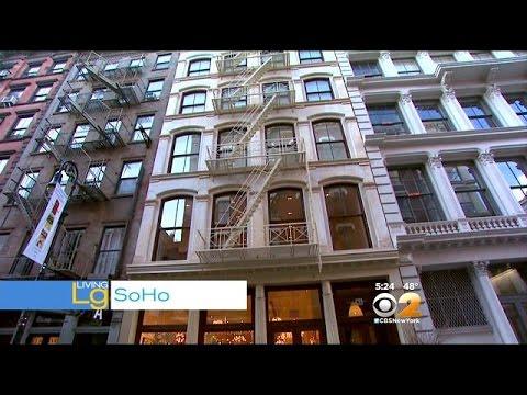 Living Large: Inside Of A SoHo Penthouse
