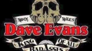ROCK N' ROLL SINGER (a perspective of...)-DAVE EVANS