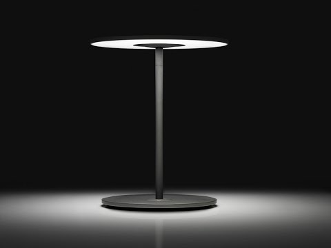 Pablo Circa LED Table Light with USB Charger Now Available!