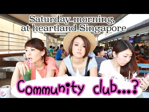 How Community Club saved our Saturday -Signing up for courses-