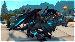 WoW Guia Iniciantes, Montaria Rédeas do Draco do Vento norte | Gameplay