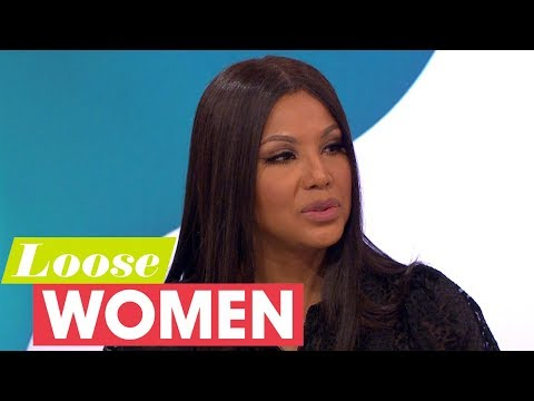 Toni Braxton Opens Up About Her Struggle With Lupus | Loose Women