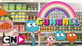 Die fantastische Welt von Gumball | Die Wut | Cartoon Network
