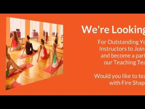 Yoga Instructor Positions Available