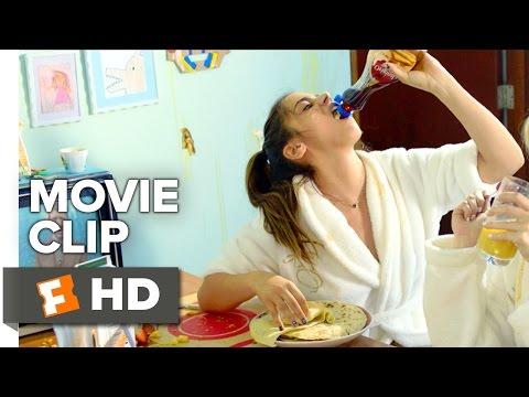 Knock Knock Movie   Breakfast 2015  Keanu Reeves, Lorenza Izzo Movie HD