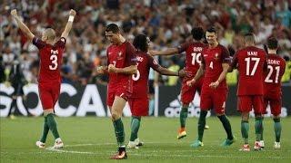 польша - португалия, POLAND - PORTUGAL евро 2016