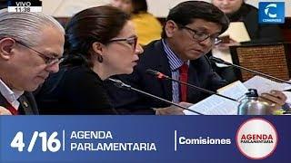 Sesión Comisión de Constitución 4 (19/07/19)