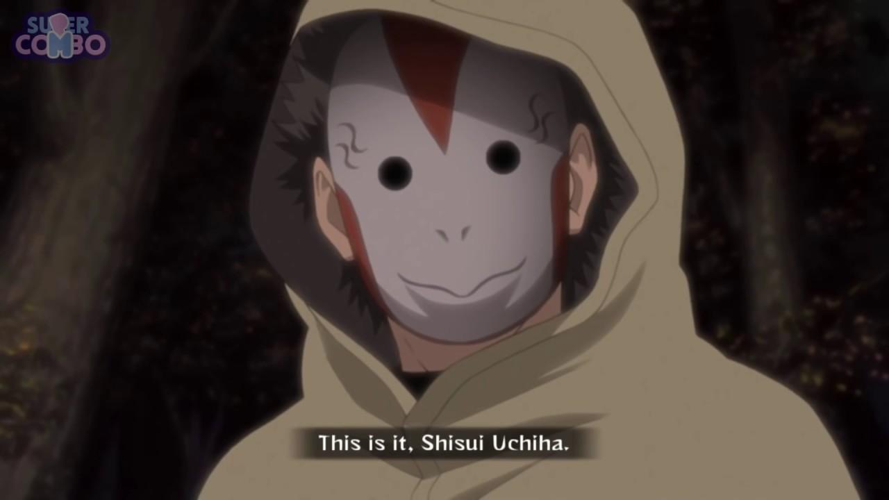 uchiha shisui vs danzo - photo #41