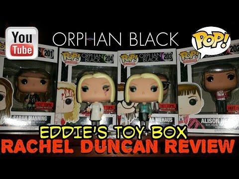 Vinyl Orphan Black Rachel Duncan Pop