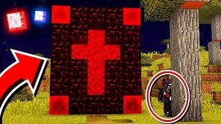 Do NOT Make This NETHER PORTAL in Minecraft! (Scary Survival EP72)