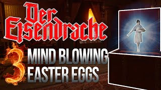 Der Eisendrache 3 Mind Blowing Easter Eggs | Keepers Skull Easter Egg | Der Eisendrache Easter Eggs