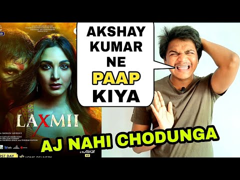 Laxmii Movie - Review Plus Roast | Suraj Kumar |