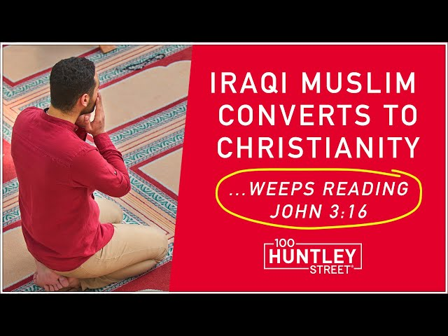 Muslim Weeps over Jesus' Crucifixion & Converts to Christianity - Mustafa Mohsin on leaving Islam