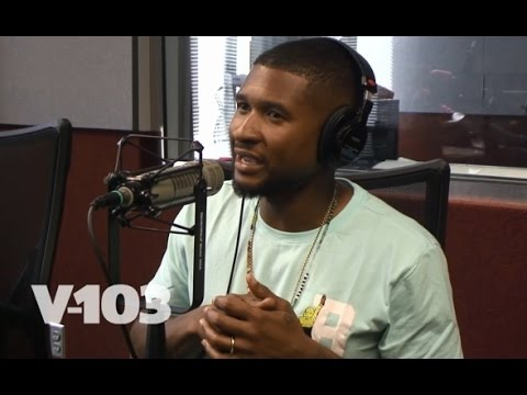 Usher 'Talks Hands Of Stone,' New Music + More: The RCMS w/ Wanda Smith