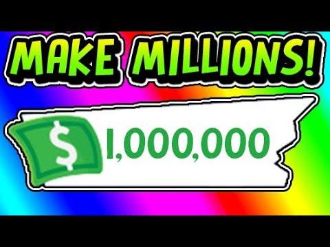 Fastest Way To Make Millions Of Bucks In Adopt Me Adopt Me Make