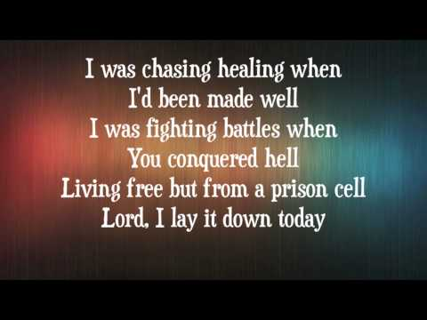 Casting Crowns - All You've Ever Wanted - with lyrics