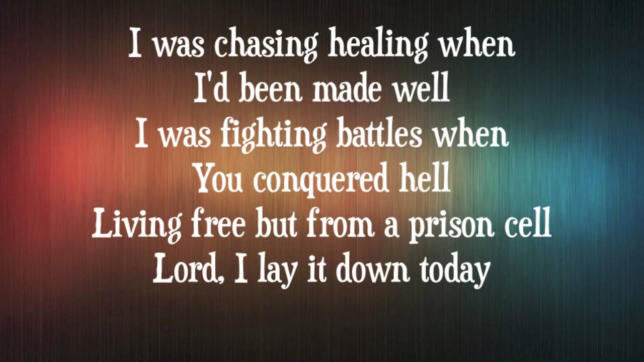 Download Casting Crowns - All You've Ever Wanted - (with lyrics)