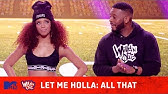 'All That' Cast Shocks the Crowd w/ Their Game 😂Wild &#39N Out#LetMeHolla