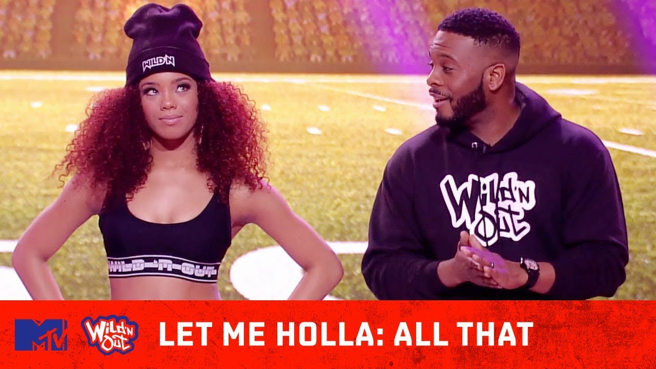 'All That' Cast Shocks the Crowd w/ Their Game 😂 | Wild 'N Out | #LetMeHolla