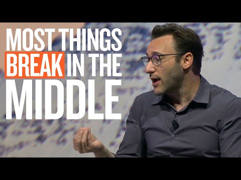 Why Middle Management is the Hardest Job | Simon Sinek