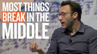 Why Middle Management is the Hardest Job | Simon Sinek