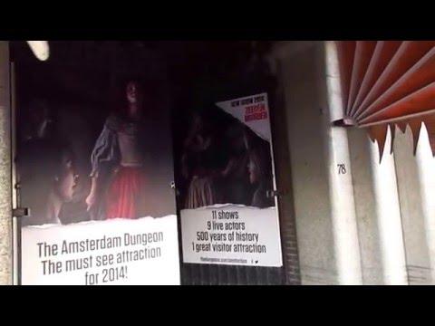 Amsterdam  Amsterdam Dungeon