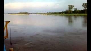 Elektrownia Wodna Wały, gm. Brzeg Dolny woj. dolnośląskie, 2010.05.22 Powódz