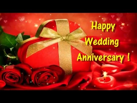 Happy Wedding Anniversary Card For Whatsapp