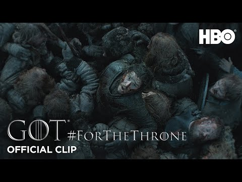 """Battle of the Bastards"" #ForTheThrone Red Band Clip 