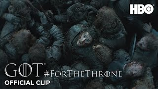 """""""Battle of the Bastards"""" #ForTheThrone Red Band Clip 