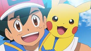 HALLO, PIKACHU! | Folge 1 von Pokémon Reisen: Die Serie