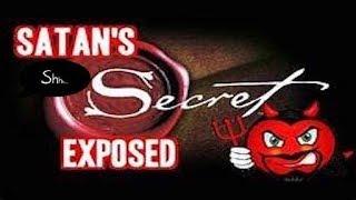 Seminar Satan's Secrets 062218: Satan. Lust. Mind Control. Bootylicious. Autonomic Processing. NTD