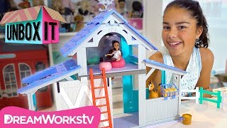Spirit Riding Free Barn Playset | SPIRIT RIDING FREE Presents UNBOX IT