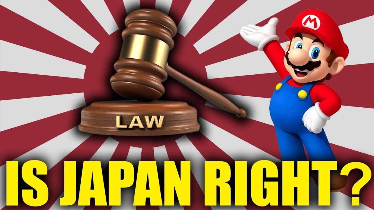 Image result for japan banned modding