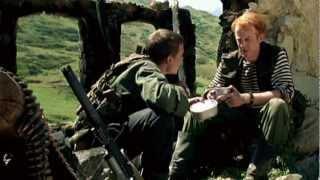 """Отрывок из к/ф """"Война"""" (2002, Балабанов)."""