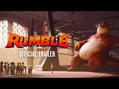 Rumble   Trailer (eng Tal)   Paramount Pictures International
