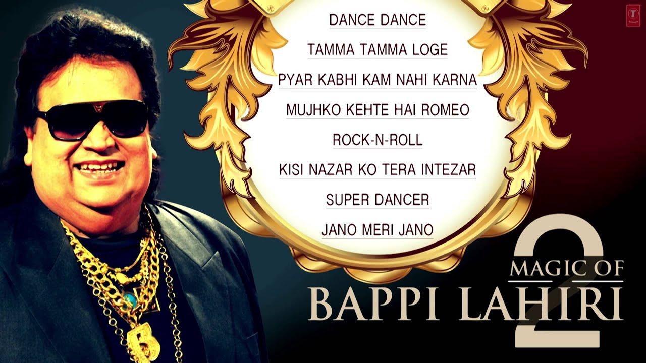 Bappi Lahiri Songs - List of Hindi & Bengali Hit Songs